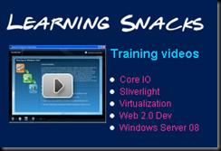 Learning Snacks - Training Videos