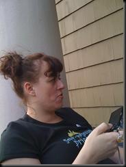Sarah... Perplexed?