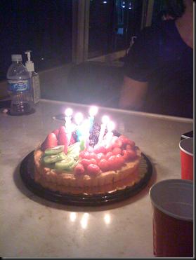A Liberty Cake!
