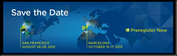 Register for VMworld 2013 now!!!