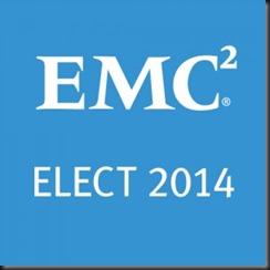 #EMCElect 2014