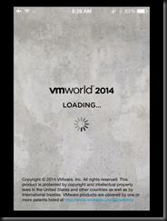 VMworld 2014 US Mobile App