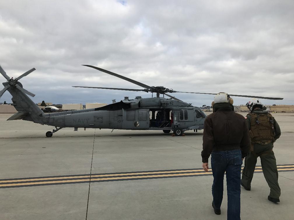 BoardingHelicopter